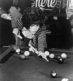 Jane Fonda in her earlier days.