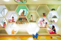 Da Ya Kindergarten | Xi An | China | Colour in Architecture 2013 | WAN Awards