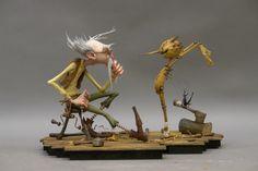 Pinocchio -  Guillermo del Toro