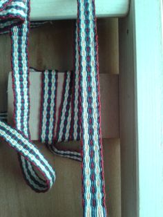 Some inkle weaving :) 7 metres long