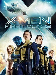 first class xmen