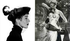 Bettina Graziani a affolé l'objectif des plus grands photographes et nourrit l'inspiration de génies hautes coutures tels que Jacques Fath et Hubert de Givenchy. - Insolite - My Little Paris