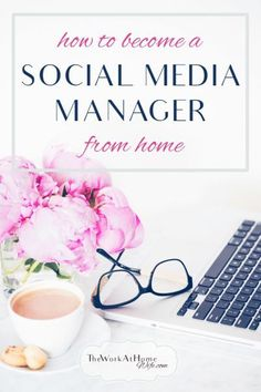 Everyone from bloggers and direct sales consultants to large brands is looking for social media managers. And, even better news, a formal degree is rarely required to be a social media manager from home.