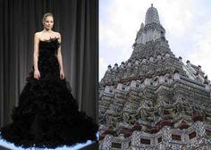 architecture inspired fashion