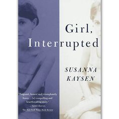 Girl, Interrupted | Amazing books have about depression and mental health, from autobiographies to self-help.+