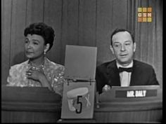 Lena Horne was the mystery guest on the 02 March 1958 episode of WML. What's My Line, Line Game, Lena Horne, Live Television, Hedy Lamarr, Those Were The Days, Famous Celebrities, Classic Tv, Mystery