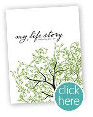 Life Books for Older Children