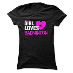 This Girl Love Badminton http://www.sunfrogshirts.com/This-girl-love-badminton-Black-2pji-Ladies.html?13363
