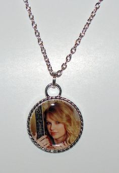 Taylor Swift Photo Pendant Style NecklaceSuper by DixonsJewelry, $7.99