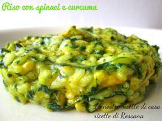 it wp-content uploads 2014 01 Veggie Recipes, Pasta Recipes, Vegetarian Recipes, Healthy Recipes, Arroz Risotto, Kitchen Recipes, Cooking Recipes, Veg Dishes, Gnocchi