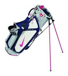 nike golf pink vapor bag | Nike 2013 Womens Vapor X Carry Bag - Golf Dimensions Superstore