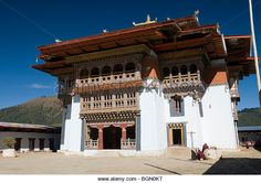 Image result for Bhutan architecture