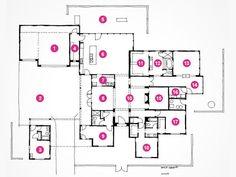Dream Home 2010: Floor Plan And Rendering