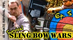 The Votes are in… Joe, Ahin and Todd have Spoken and ALL agree on the THE Best Survival Slingshot / Sling Bow in the WORLD… See if YOU Agree as they REV…