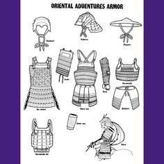 Samurai Tattoo, Samurai Drawing, Samurai Artwork, Demon Tattoo, Samurai Weapons, Samurai Warrior, Character Concept, Character Design, Samurai Clothing
