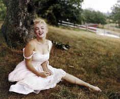 Marilyn Monroe, 1957, Sam Shaw