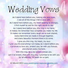 wedding vows that make you cry best photos - wedding vows  - cuteweddingideas.com