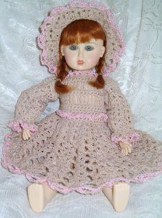 NEW #140 for BLEUETTE Crochet Pattern BLEU07 [de] - $7.99 : ThreadsnStitches, Original Designs by Deanne