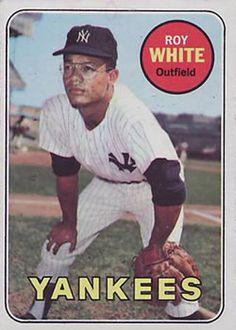 25 - Roy White - New York Yankees