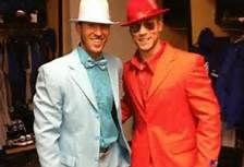 Brett Lawrie and JP Arencibia LOVE!!!!