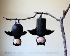 15 More-Cute-Than-Creepy Creepy Crawly Halloween Crafts for Kids