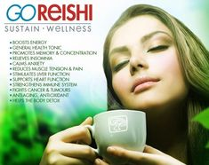 Reishi Benefits,  I heard about this kind of tea on Dr. Oz he said it helps lower blood presure. https://www.facebook.com/pages/Organogold-Healthy-coffee/729799420446456?ref=hl