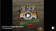 Roteiro desenvolvido para mostrar o funcionamento da promoção. Confira o vídeo no link:   https://www.facebook.com/filippoberiobrasil/videos/692026860903914/