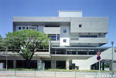 前川建築設計事務所-前川國男・ミド- 神奈川県立青少年センター http://www.kenchikukenken.co.jp/works/1104716177/225/