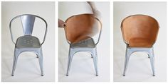 great image sequence   TOLIX chair cover - henry wilson