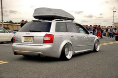 """b6 s4 - with 18"""" rs's and a box mmmm..."""