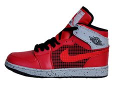 best loved dc3c9 29344 Cheap Air Jordan 1 Retro AAA Men Shoes Red Wholesale On http   www