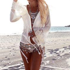 GypsyLovinLight: Gypsy Style #SkinnyAndFit #SterlingSilver #HiI'mJulie;)❤️