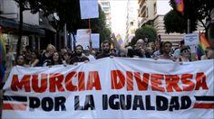 Contundente respuesta ciudadana en Murcia a las agresiones neonazis...