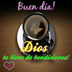 Dios te llene de bendiciones!