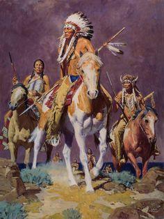 Prairie Storm Native American Face Paint, Native American Horses, Native American Paintings, Native American Wisdom, Native American Pictures, Indian Art Paintings, Native American Artists, American Indian Art, Navajo