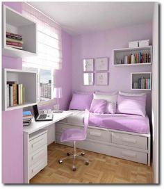 Lilás, azul, turquesa e tons terrosos são associados a espiritualidade e autoconhecimento. Invista em quartos e áreas externas de descanso.