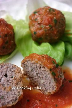 Pizza Dough With Yeast Best Italian Meatball Recipe, Italian Recipes, Pasta With Tomato Paste, Italian Meats, How To Cook Meatballs, Stewed Potatoes, Yummy Food, Tasty, Yummy Yummy