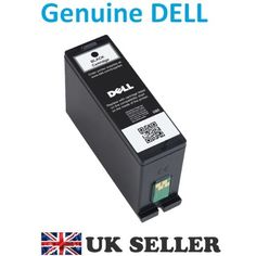GENUINE ORIGINAL DELL Black Ink Cartridge for V525w V725w All in One Wireless Printers , Page Yield , Dell P/N : GMR52 , Brand NEW & FOIL SEALED , FREE DELIVERY 400 - GENUINE ORIGINAL DELL Black Ink Cartridge for V525w V725w All in One Wireless Printers - – - 400 Page Yield - – - Dell P/N : GMR52 - – - Brand NEW & FOIL SEALED - – - FREE DELIVERY  - http://ink-cartridges-ireland.com/genuine-original-dell-black-ink-cartridge-for-v525w-v725w-all-in-o
