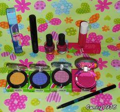 Collezione Neon Love di @klauser svenja Makeup