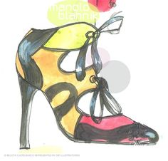 Manolo Blanik Shoes