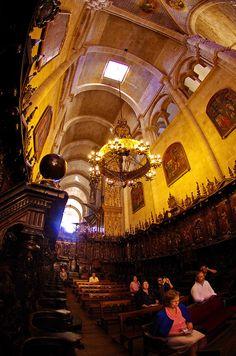 Lugo Galice Espagne 40 - Catedral de Santa María de Lugo