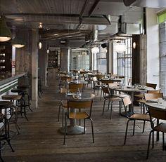 Restaurante – Pizza East – Londres