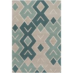 Chamber Rectangular: 5 Ft. x 7 Ft. 6-Inch Rug - (In No Image Available)