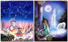 Mythical Unicorn Horse Two Set Wall Decor Art Print Poste... https://www.amazon.com/dp/B01I6QGQ2A/ref=cm_sw_r_pi_dp_x_TvWOxbM8SN39D