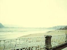 Winter in San Sebastian