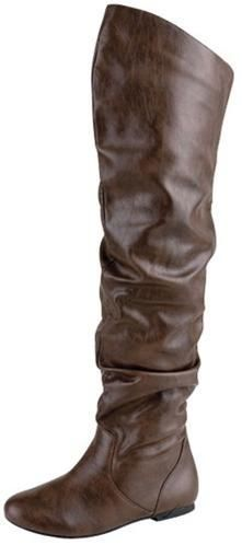 Sexy Thigh High Over the Knee Rubber sole Slouch Flat Heel Boots Women Shoes Flat Heel Boots, Lace Up Combat Boots, Knee High Boots, Over The Knee Boots, Riding Boots, Shoe Boots, Skyrim Costume, Slouchy Boots, Thigh Highs