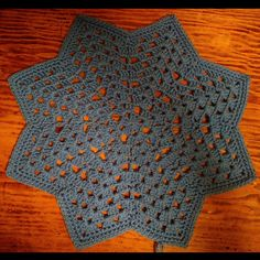 Ravelry: Granny Round Ripple Afghan pattern by Julee Fort