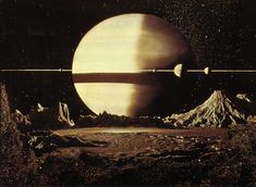 Born in 1888, Chesley Bonestell was an American illustrator
