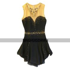 Figure Skating Outfits, Skate Wear, Mesh Skirt, Ice Queen, Dance Outfits, Ice Skating, Dance Costumes, Leotards, Dresses For Sale