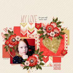 My love - Scrapbook.com